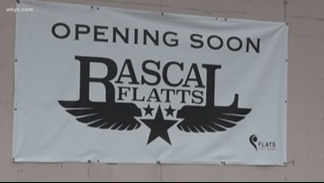 Was a man with mafia connections behind the canceled openings of 2 restaurants in the Flats?