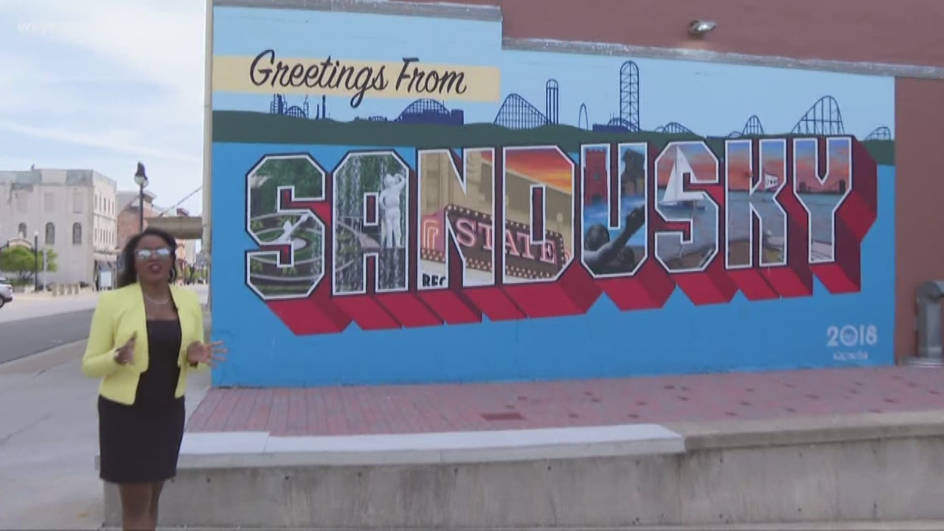 Exploring the coolest places in Sandusky from the restaurants to Cedar Point