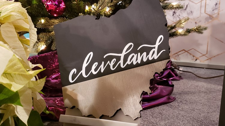Ohio Cleveland cutout Countdown to Christmas sweepstakes giveaway December 24, 2019