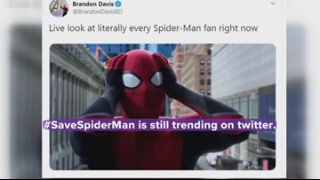 Spider-Man's future with the Marvel Universe, subway photo shoot goes viral: Pop of the Morning
