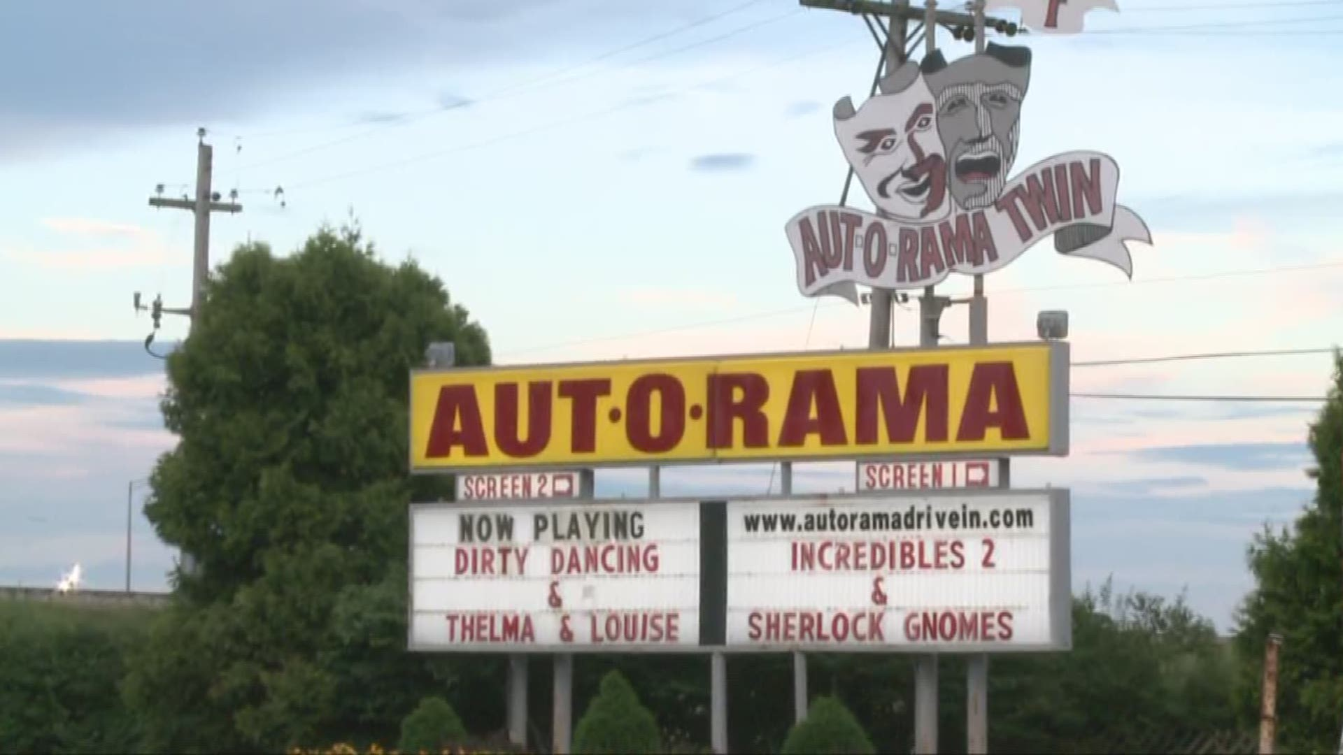Aut O Rama Drive In Movie Theater Planning To Open On May 12 Wkyc Com