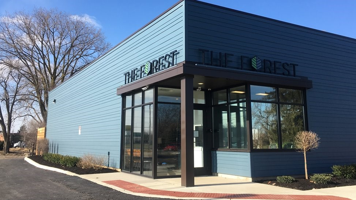 FIRST LOOK | The Forest medical marijuana dispensary in