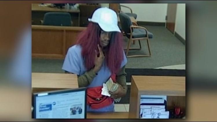 Lakewood Bank robbery