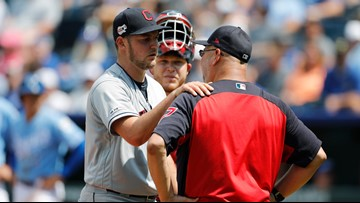 Trevor Bauer says ball heave might have played a role in trade from Indians