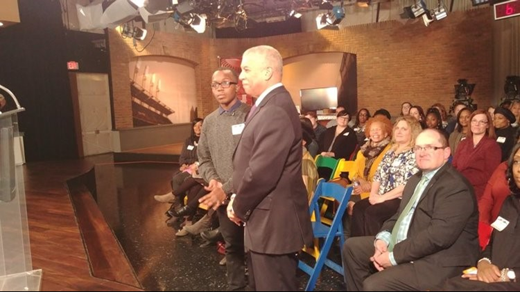 WKYC Studios helps sign up mentors for kids heading to college this year