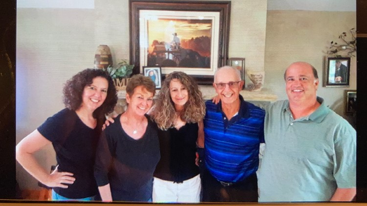Emotional reunion: Parma Heights family comes together after spending their entire lives apart