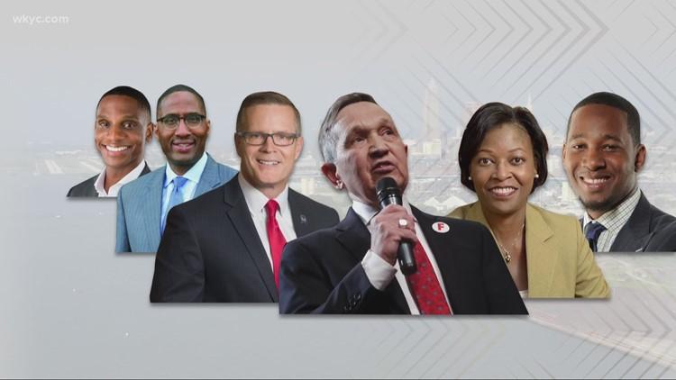 Cleveland mayoral candidates talk about crime, violence at West Park Fourth of July celebration