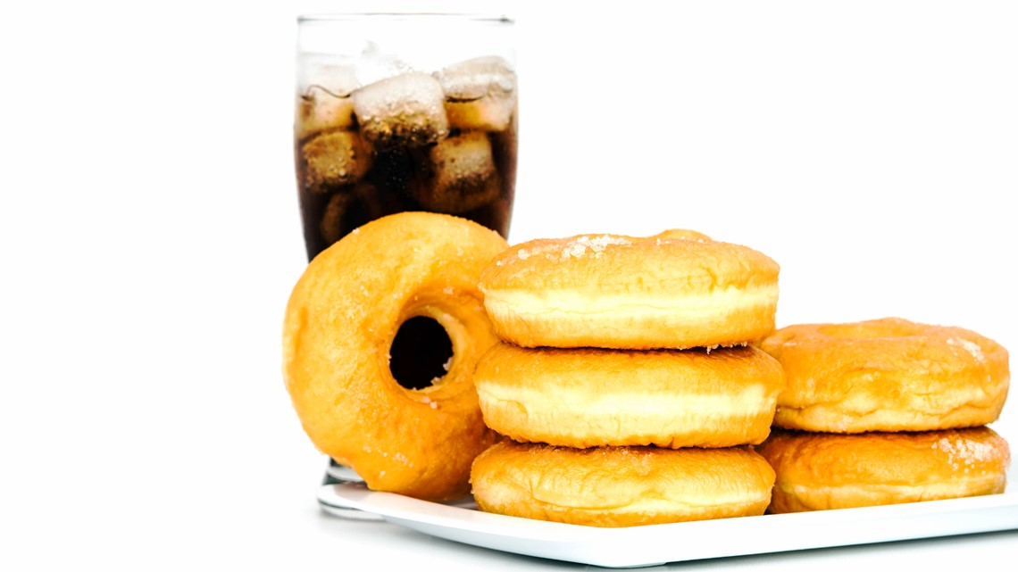 Verify: Is there really six donuts worth of sugar in a soda?