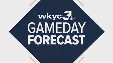 Captains Game Day Forecast for September 1