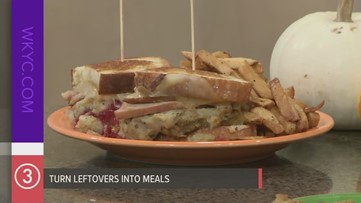 Melt Bar & Grilled owner shares the perfect turkey sandwich recipe for Thanksgiving leftovers