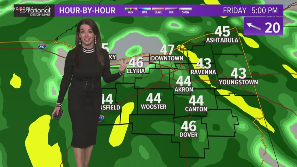 FORECAST | Another weekend storm