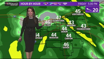 Morning weather forecast for Northeast Ohio: January 24, 2020