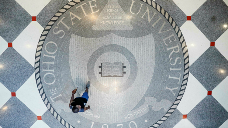 "VOTE NOW | Do you think The Ohio State University should trademark the word ""The""?"
