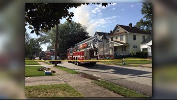 Newburgh Heights mayor: Man set multiple homes on fire using blow torch on weeds