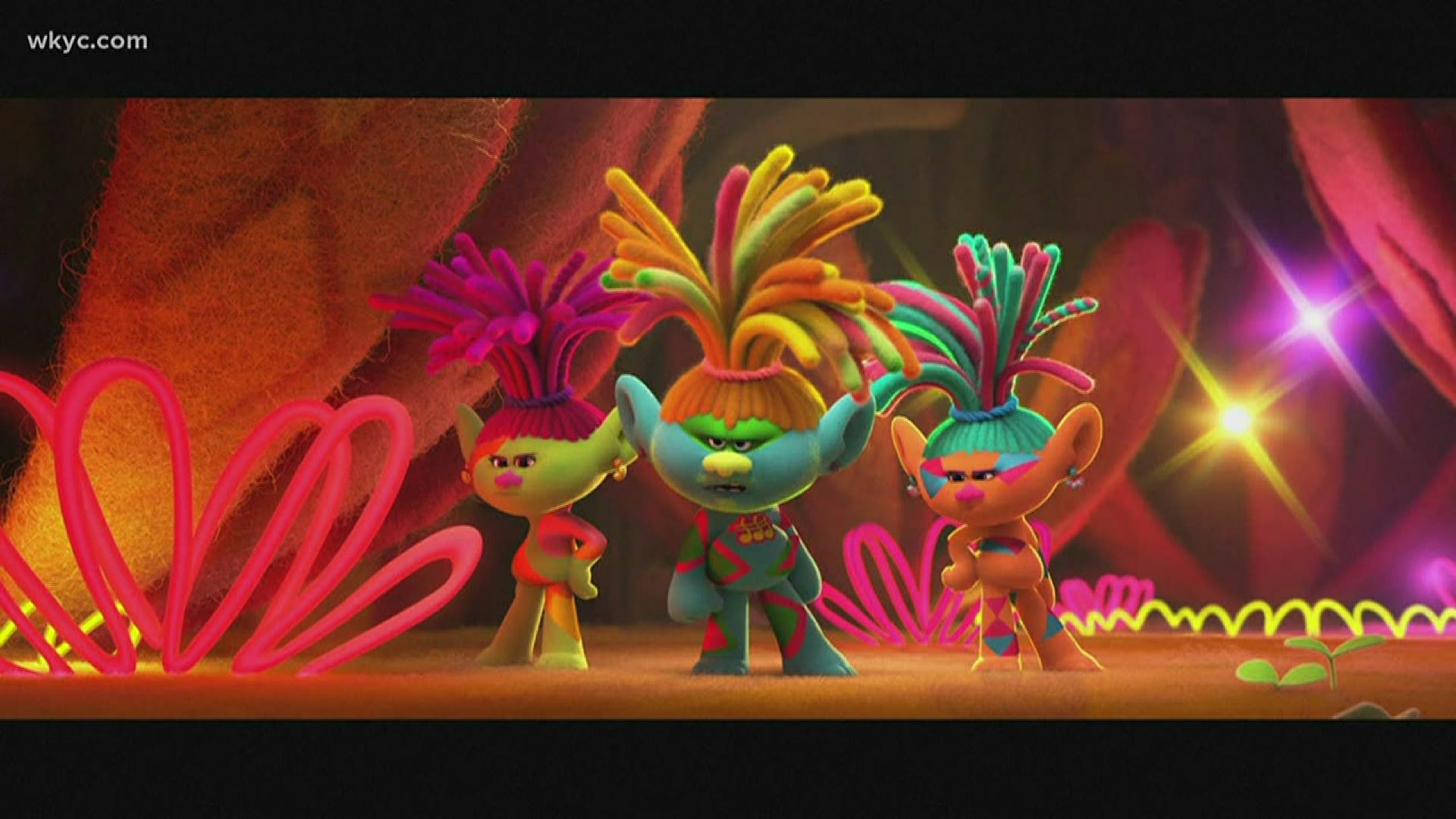 Trolls World Tour Goes Online For Premiere And Launches Activity Packet For Fans Wkyc Com