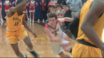 Mentor and Euclid advance to boys basketball regionals