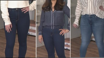 Love your Look: Denim trends for all body types