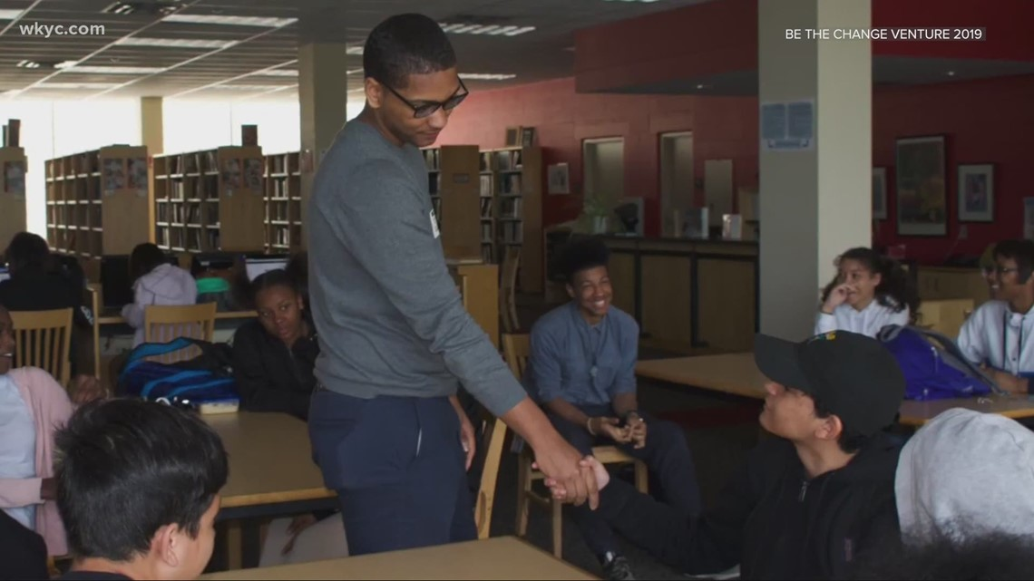 '21 Strong: Be The Change Venture offers path forward for Cleveland area students