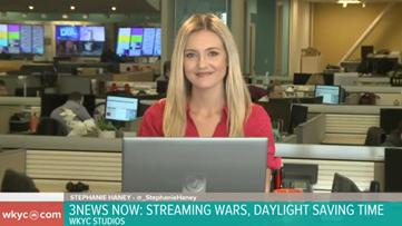 Watch | 3News Now with Stephanie Haney on November 1