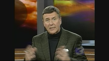 Throwback Thursday: A look back at Tim White and Romona Robinson anchoring Channel 3 News