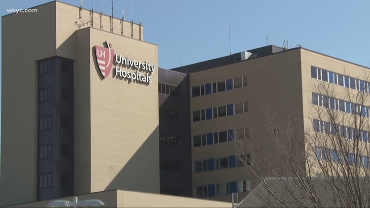 University Hospitals updates visitation policy amid spike in COVID-19 cases