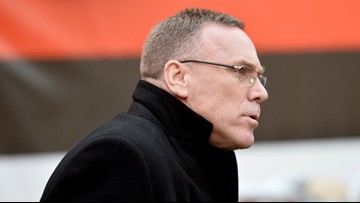 LIVE UPDATES: GM John Dorsey holds mid-season State of the Cleveland Browns press conference