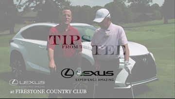 Lexus Tips from the Tee: How important it is to learn golf from professionals