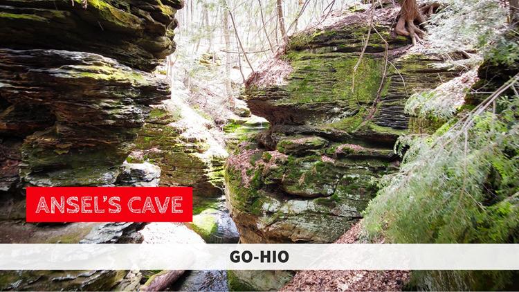 GO-HIO | Investigating Ansel's Cave