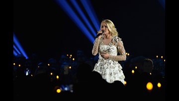 Win suite seats to see Carrie Underwood at Rocket Mortgage FieldHouse