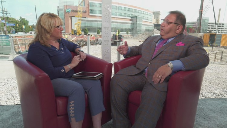 Let's Be Clear: MetroHealth CEO Akram Boutros details hospital's new campus plans, focus on healthcare