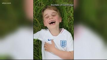 Prince George turns 6