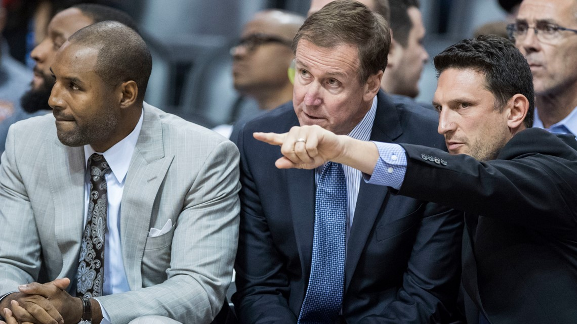 Report: Cleveland Cavaliers receive permission to interview Portland Trail Blazers assistants Nate Tibbetts and David Vanterpool