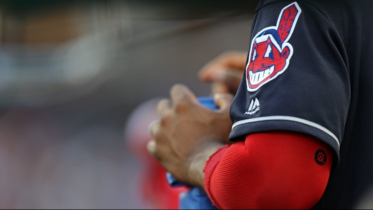 d56dac5dbd5 Chief Wahoo to disappear from Cleveland Indians  uniforms in 2019 ...