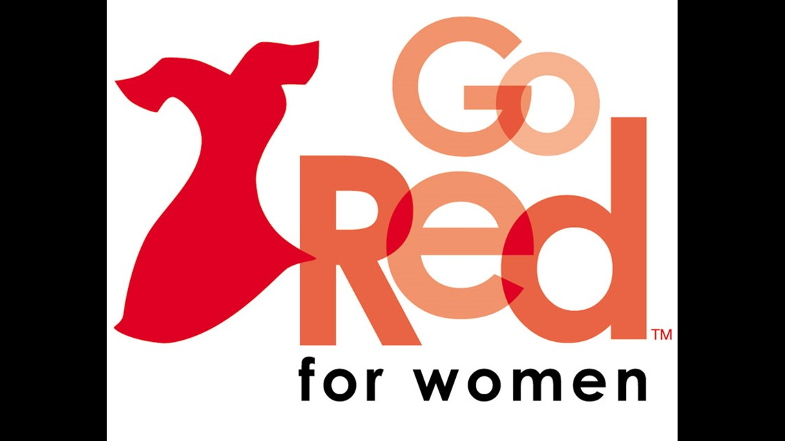 Today is National Wear Red Day: Help bring awareness to heart disease in women