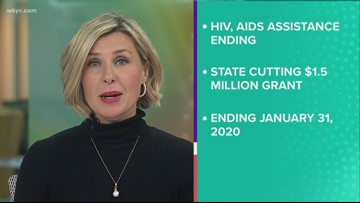 City of Cleveland to no longer provide AIDS assistance after state cuts $1.5 million grant