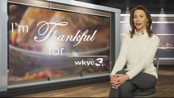 Why we're thankful: WKYC's Betsy Kling