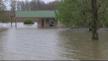 Flooding makes big 'dead zone' off Louisiana coast likely