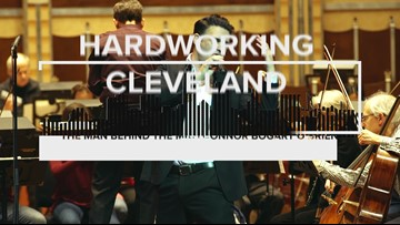 HARDWORKING CLEVELAND | 16 | THE MAN BEHIND THE MIC | Connor Bogart O'Brien