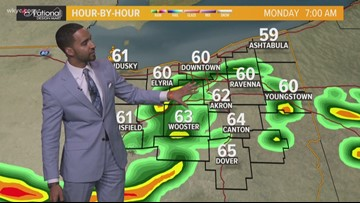 Morning weather forecast for Northeast Ohio: June 17, 2019