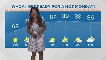 Morning weather forecast for Northeast Ohio: July 15, 2019