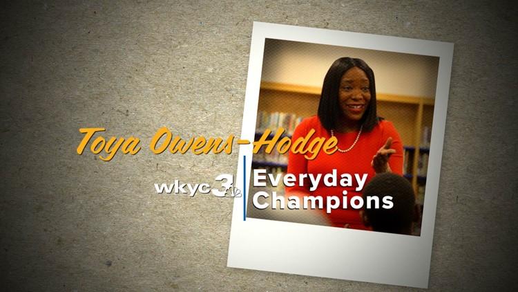 Everyday Champion - Toya Owens Hodge