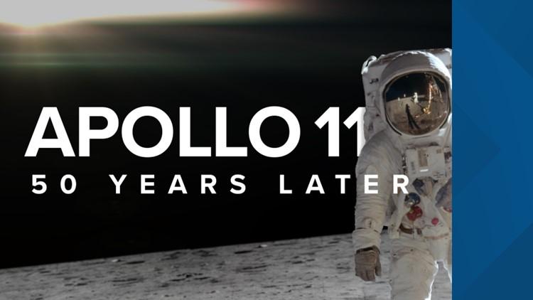 Special section: Apollo 11 Moon Landing