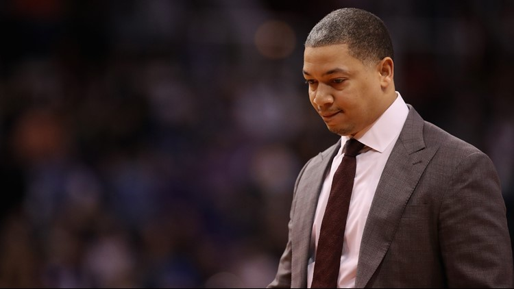 Cleveland Cavaliers coach Tyronn Lue plans to rejoin team tonight