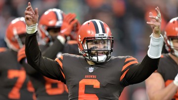 Browns Color Rush 2020.What Might The Browns Uniforms Look Like In 2020 Wkyc Com