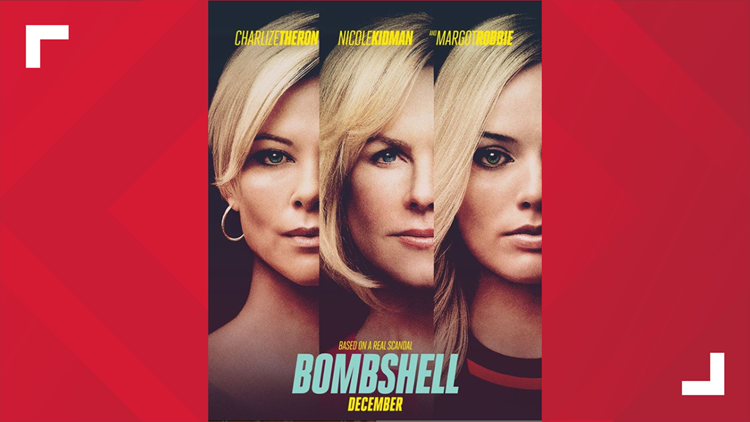 Trailer for movie 'Bombshell' based on Fox News' Gretchen Carlson and Roger Ailes includes the Donald Trump and Megyn Kelly conflict