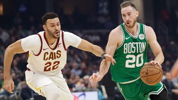 Cleveland Cavaliers can't stop Gordon Hayward, lose to Boston Celtics 119-113