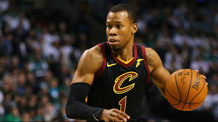 Cavaliers' Rodney Hood Has Explanation Why He Didn't Play In Game 4