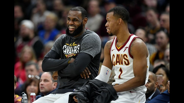 LeBron James feels Rodney Hood is  dynamic player c9631c463
