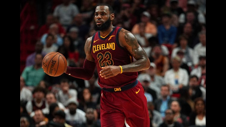 32bae815c5677 LeBron James  Cleveland Cavaliers  defensive improvements will come through  communication