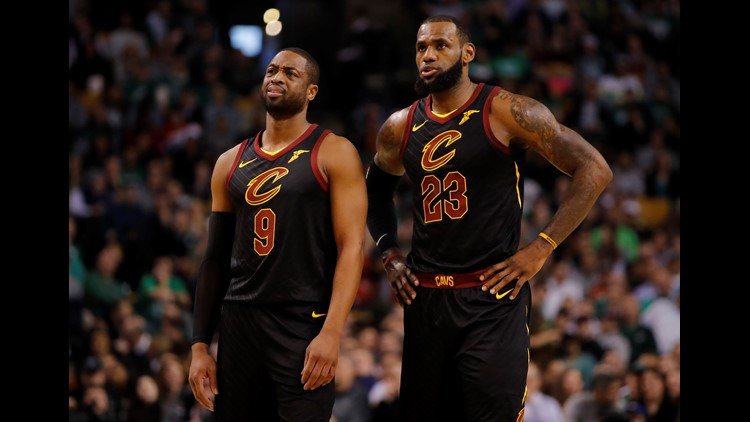 Cleveland Cavaliers small forward LeBron James understands he may have faced friend Dwyane Wade for the final time in their NBA careers.